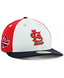 New Era St. Louis Cardinals All Star Game Patch Low Profile 59FIFTY Fitted Cap 2018