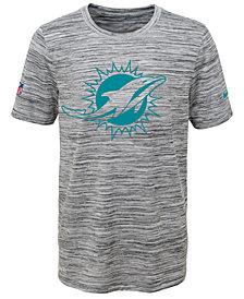 Nike Miami Dolphins Velocity Legend Travel T-Shirt, Big Boys (8-20)