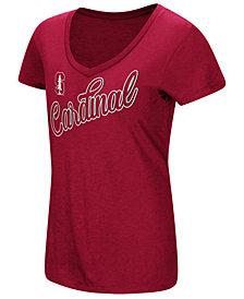Colosseum Women's Stanford Cardinal Big Sweet Dollars T-Shirt