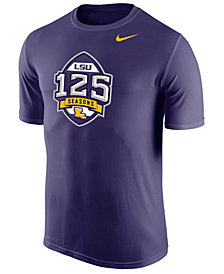Nike Men's LSU Tigers 125th Seasons T-Shirt