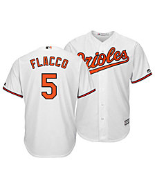 Majestic Men's Joe Flacco Baltimore Orioles NFLPA Replica Cool Base Jersey