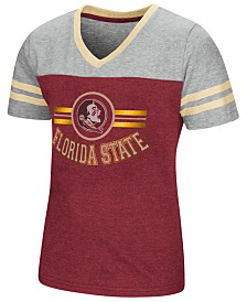 Colosseum Florida State Seminoles Pee Wee T-Shirt, Girls (4-16)