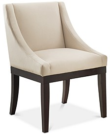 Parvel Wingback Chair, Quick Ship