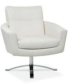 Duban Faux Leather Chair