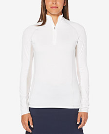 Callaway Quarter-Zip Performance Golf Top