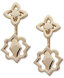 Ivanka Trump Gold-Tone Ear Jacket Earrings