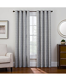 "Sharper Image Bradford 53"" x 63"" Grommet Window Panel"
