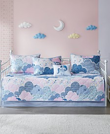 Urban Habitat Kids Cloud Reversible 6-Pc. Daybed Set