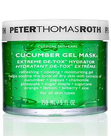 Cucumber Gel Masque, 5 fl. oz.