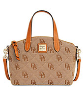 Dooney   Bourke Signature Quilt Ruby Small Bag, Created for Macy s 435c709119