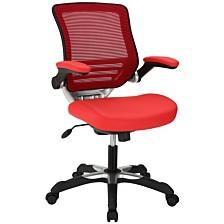 Modway Edge Vinyl Office Chair