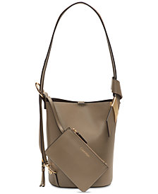 Calvin Klein Karsyn Convertible Hobo Backpack