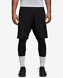 adidas Men's Tango 2-In-1 Shorts