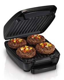 Hamilton Beach 60 sq. inch Non Stick Indoor Grill