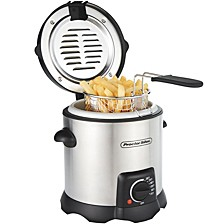 1 Qt. Compact Deep Fryer