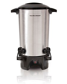 45-Cup Double Spout Coffee Urn