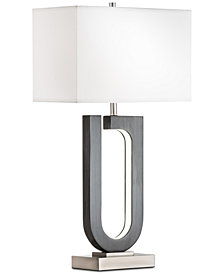 Nova Lighting Horseshoe Table Lamp