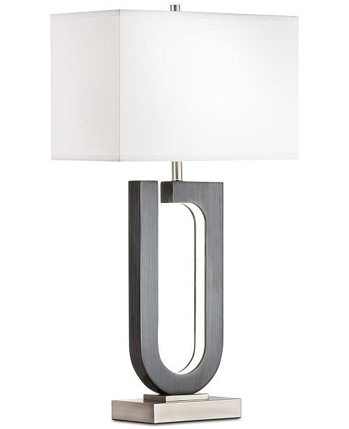 Nova Lighting Horseshoe Table Lamp
