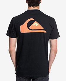 Quiksilver Men's Vice Versa Logo Graphic T-Shirt