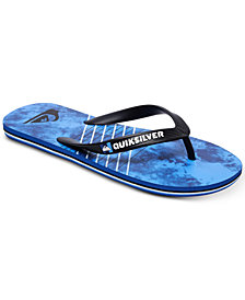 Quiksilver Men's Moloka Shoburi Flip-Flop Sandals