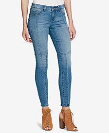 Jessica Simpson Juniors' Kiss Me San Andreas Super-Skinny Jeans