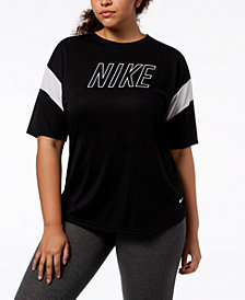 Nike Plus Size Logo Dri-FIT T-Shirt