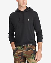 835c4cfe8d0a Polo Ralph Lauren Men s Big   Tall Hooded Long Sleeve T-Shirt