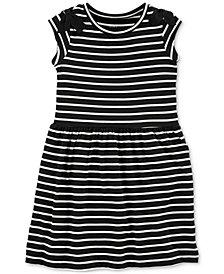Dresses toddler girl clothes macys carters toddler girls striped dress mightylinksfo