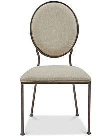 Heidhill Back Dining Side Chair, Quick Ship