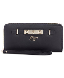GUESS Cherie Zip-Around Wristlet