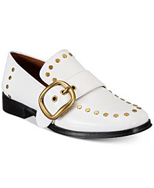 COACH Alexa Studded Loafers