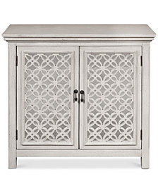 Lemington 2-Door Accent Chest, Quick Ship