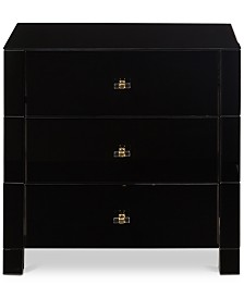 Lowell 3-Drawer Chest, Quick Ship