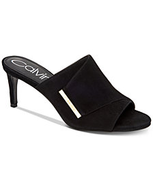Calvin Klein Women's Carine Dress Sandals