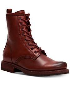 Frye Women's Veronica Combat Booties
