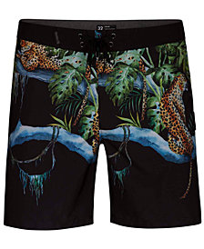 "Hurley Men's Phantom Strike 18"" Board Shorts"