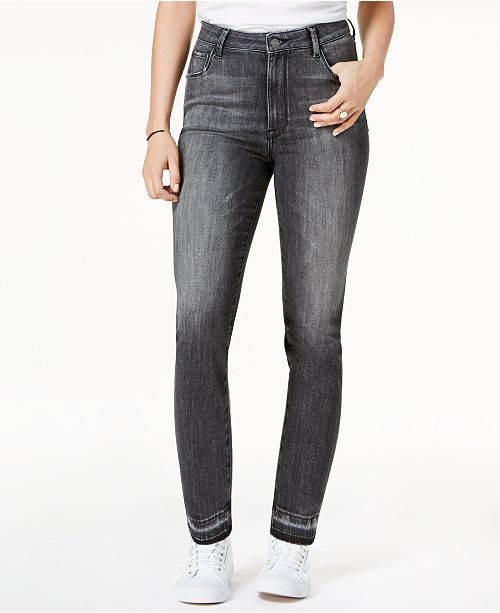 Macy's Shadow Created Straight High M1858 for Slim Leg Audrey Rise Jeans 7FyZqScOy