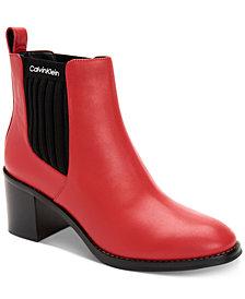Calvin Klein Women's Perron Booties