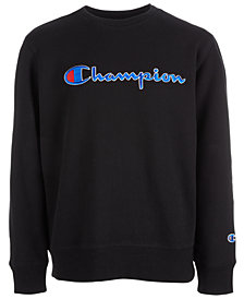 Champion Big Boys Heritage Logo Sweatshirt