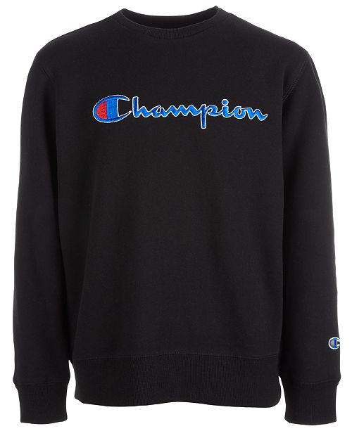 0904d52f Champion Big Boys Heritage Logo Sweatshirt & Reviews - Sweaters ...