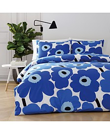 Marimekko Unikko 3-Pc. Full/Queen Comforter Set