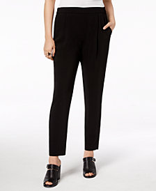 Bar III Soft Pull-On Pants, Created for Macy's