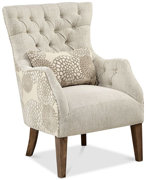Admirable Brook Accent Chair Quick Ship Inzonedesignstudio Interior Chair Design Inzonedesignstudiocom
