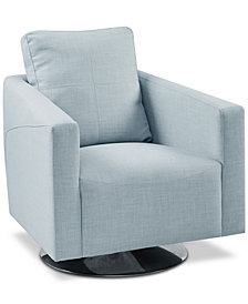 Vince Swivel Chair, Quick Ship