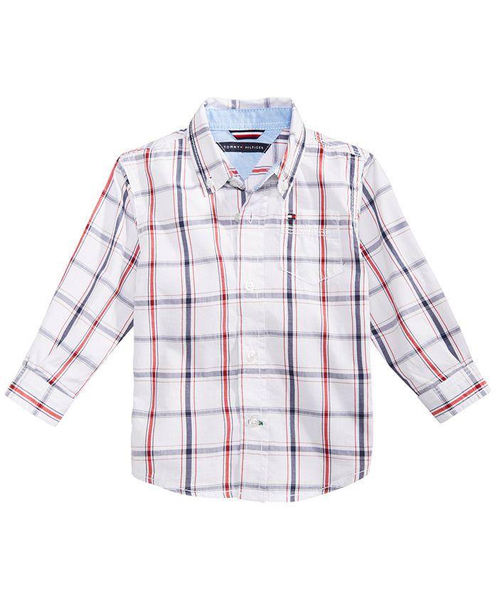 Tommy Hilfiger - Baby Boys' Samuel Shirt