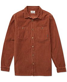 Billabong Men's Wavewash Corduroy Shirt