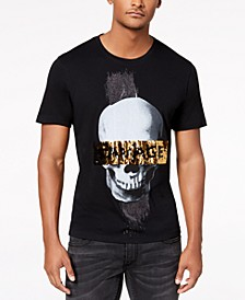 INC Men's Reversible Sequin Graphic T-Shirt, Created for Macy's