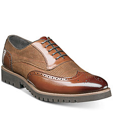 Stacy Adams Men's Baxley Wingtip Oxfords