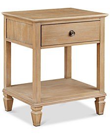 Victoria Bedside Table, Quick Ship