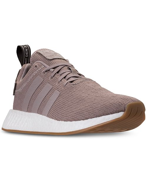 best cheap fc14c 94902 ... adidas Men s NMD R2 Casual Sneakers from Finish Line ...